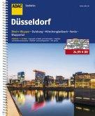 ADAC StadtAtlas Düsseldorf/Rhein-Wupper mit Duisburg, Mönchengladbach, Venlo