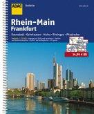 ADAC StadtAtlas Rhein-Main, Frankfurt
