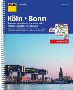 ADAC StadtAtlas Köln, Bonn