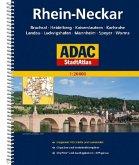 ADAC StadtAtlas Rhein-Neckar