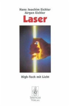 Laser - Eichler, Jürgen; Eichler, Hans J.