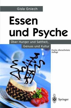 Essen und Psyche - Gniech, Gisla