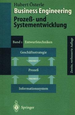 Business Engineering. Prozeß- und Systementwick...