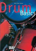 Drum Basics, m. Audio-CD