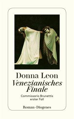 Venezianisches Finale / Commissario Brunetti Bd.1 - Leon, Donna