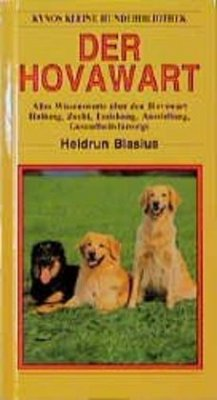 Der Hovawart - Blasius, Heidrun