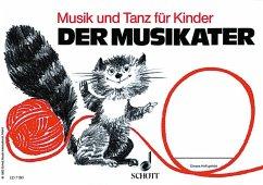 Der Musikater, m. Elternzeitungen