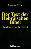 Der Text der Hebräischen Bibel