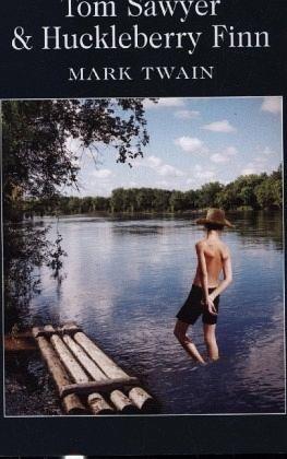 Tom Sawyer & Huckleberry Finn von Mark Twain - englisches ...   360 x 600 jpeg 41kB