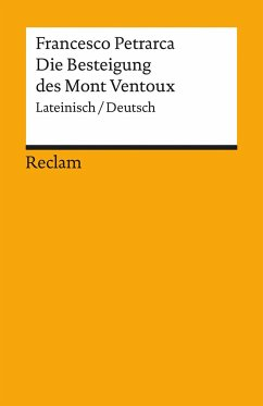 Die Besteigung des Mont Ventoux - Petrarca, Francesco