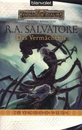 Buch-Reihe Die vergessenen Welten von Robert A. Salvatore