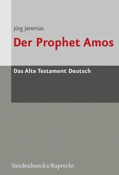 Der Prophet Amos - Jeremias, Jörg