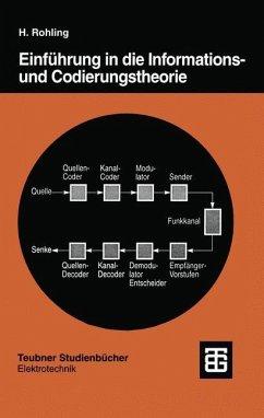 Einführung in die Informations- und Codierungst...