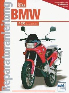 BMW F 650 Baujahre 1993 bis 2000