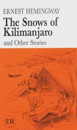 """snows of kilimanjaro and other stories On the other, he refers metaphorically to """"the snows of kilimanjaro""""  in other  words, they were in the story indirectly, exerting their subtle but."""