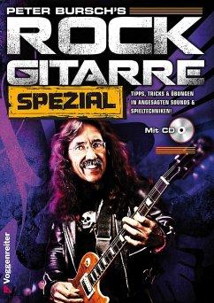 Rock Gitarre Spezial für Aufsteiger, m. CD-Audio