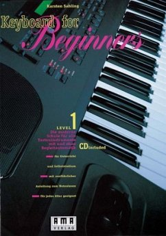 Keyboard for Beginners, m. Audio-CD