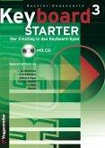 Keyboard-Starter, m. Audio-CD