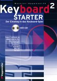 Keyboard-Starter, m. Audio-CD