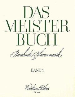 Das Meisterbuch, Klavier