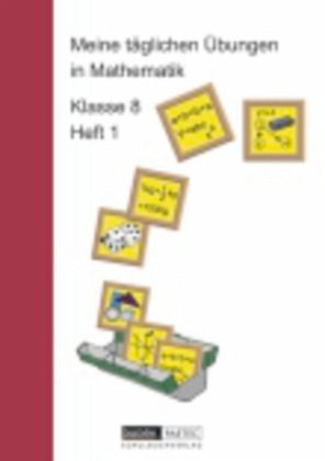 Meine täglichen Übungen in Mathematik Klasse 8 Heft 1 H.1 - Lehmann, Karlheinz; Schulze, Wolfgang