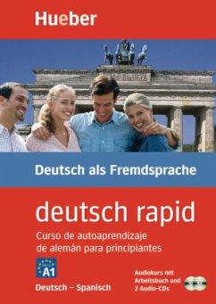 deutsch rapid. Deutsch - Spanisch
