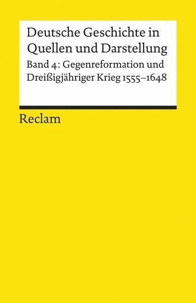 Deutsche Geschichte 4 in Quellen und Darstellung