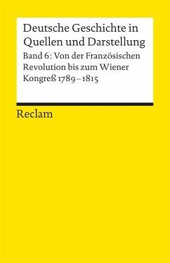 Deutsche Geschichte 6 in Quellen und Darstellung