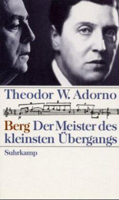 Berg - Adorno, Theodor W.