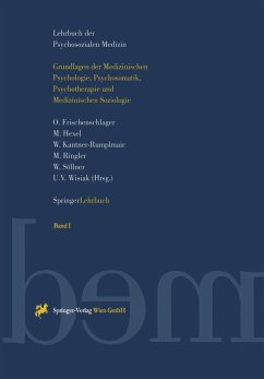 Lehrbuch der Psychosozialen Medizin - Frischenschlager