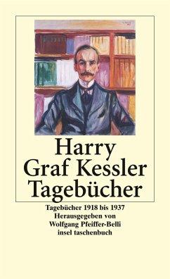 Tagebücher 1918 - 1937 - Kessler, Harry Graf 10002259886