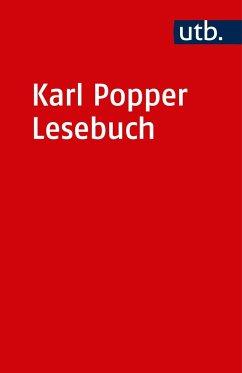 Karl Popper Lesebuch - Popper, Karl R.