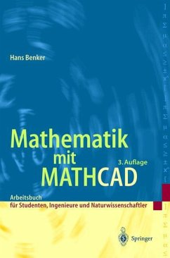 Mathematik mit Mathcad - Benker, Hans