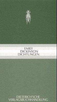 Dichtungen - Dickinson, Emily