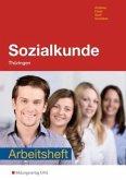 Sozialkunde. Arbeitsheft. Thüringen