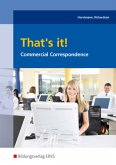That's it! Commercial Correspondence