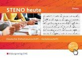 Steno heute - Deutsche Einheitskurzschrift. Verkehrsschrift: Schülerband