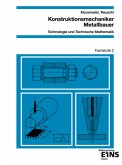 Fachstufe 2: Schülerband / Konstruktionsmechaniker / Metallbauer, Technologie und Technische Mathematik Bd.3