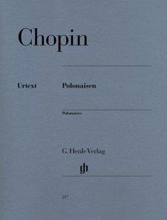 Polonaisen, Klavier