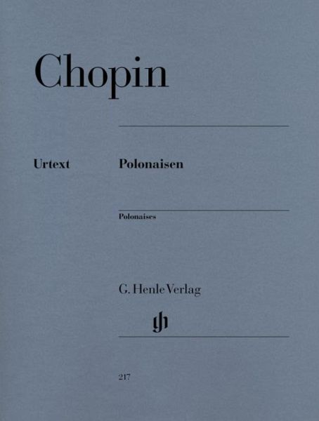 Polonaisen, Klavier - Chopin, Frédéric