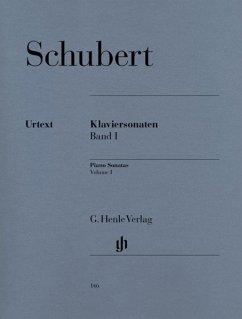 Klaviersonaten Band 1 - Schubert, Franz - Klaviersonaten, Band I
