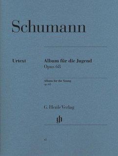 Album für die Jugend op. 68, Klavier