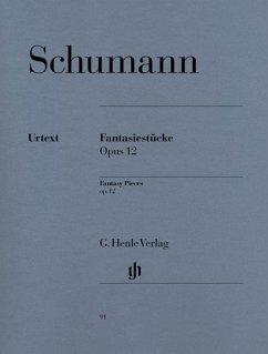Fantasiestücke op.12, Klavier