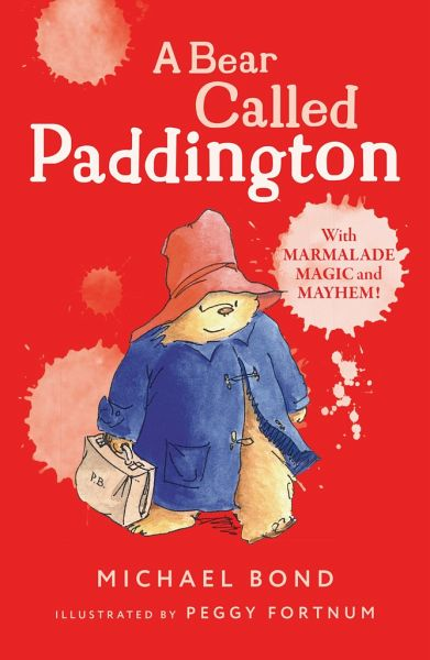 A Bear Called Paddington von Michael Bond - englisches