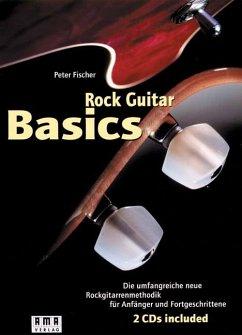 Rock Guitar Basics, m. 2 Audio-CDS - Fischer, Peter