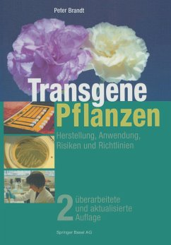 Transgene Pflanzen - Brandt, Peter