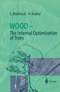 Wood - The Internal Optimization of Trees - Mattheck, Claus; Kubler, H.