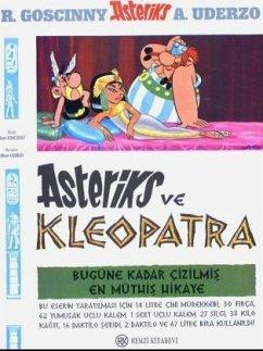 Asteriks Ve Kleopatra - Uderzo, Albert; Goscinny, Rene
