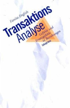 Transaktionsanalyse - English, Fanita