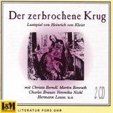 Der zerbrochene Krug, 2 Audio-CDs